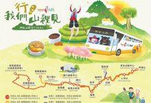 Photo of 乘搭台湾好行阿里山线