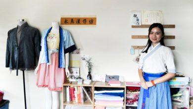 Photo of 永真汉作坊:复兴汉服不是复古