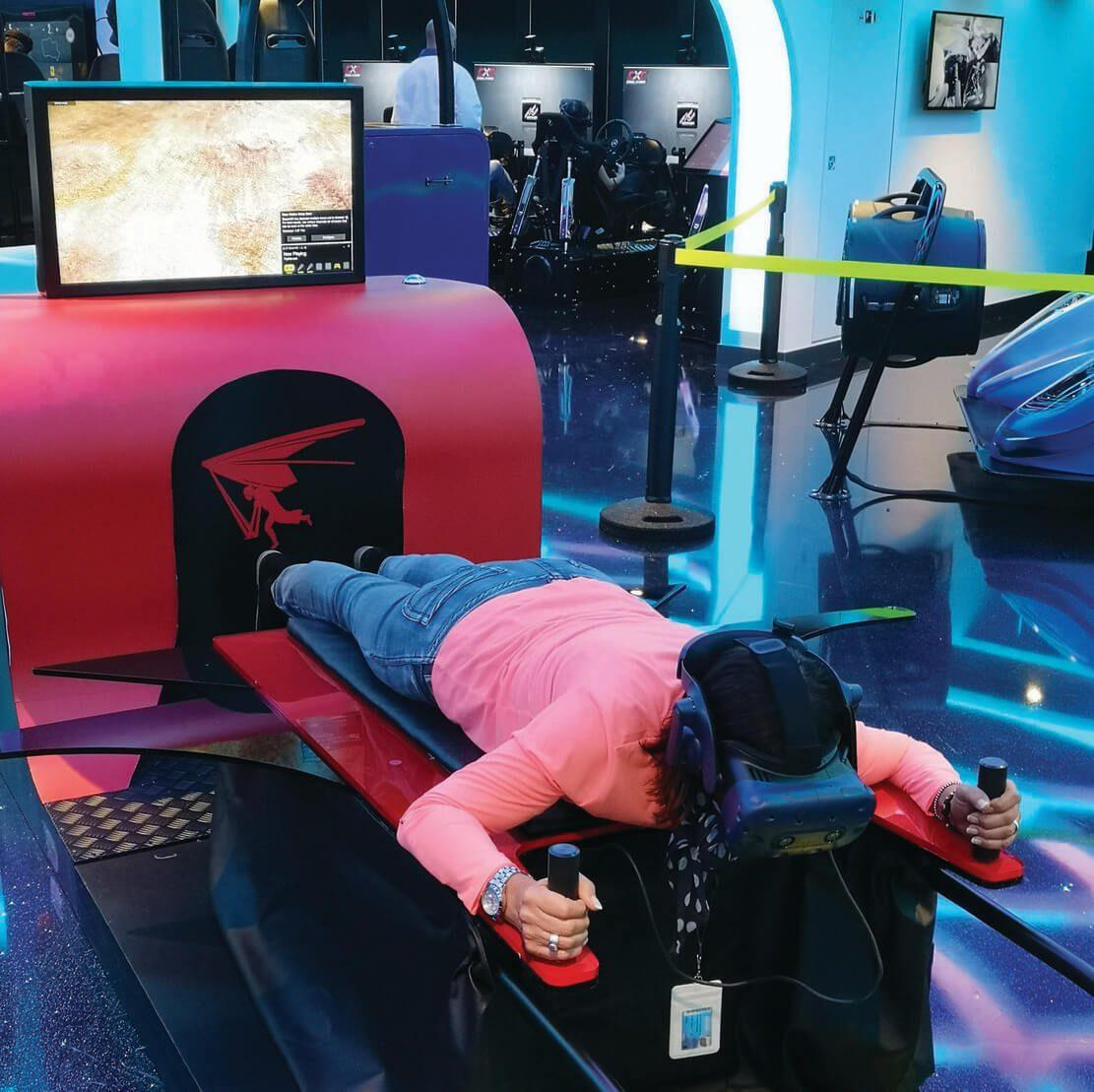诺唯真永恒号 VR Game