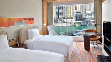 Photo of 迪拜码头皇冠假日酒店 – 商务旅客的休闲天堂