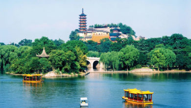 Photo of 镇江 | 我到镇江就看山