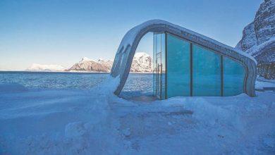 Photo of 世界旅游趣 如厕时遇上北极光和永昼奇观?