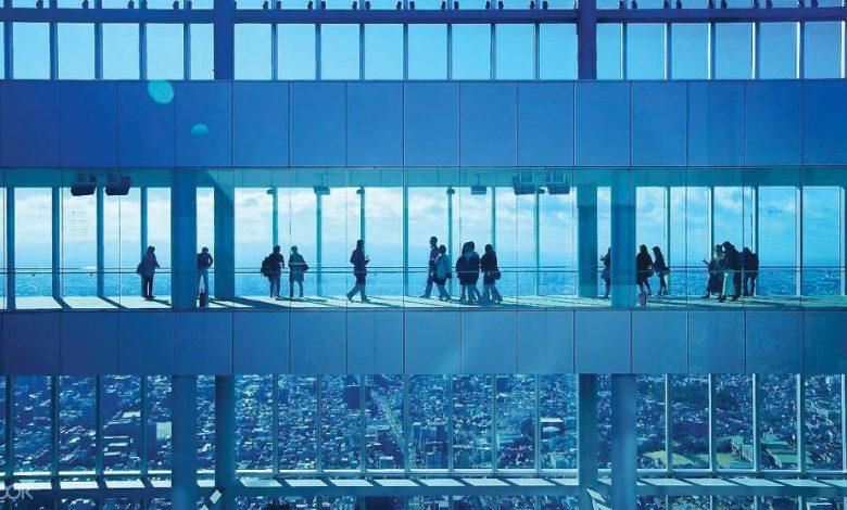 Photo of 世界旅游趣 大阪最美观景台