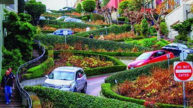 Photo of 世界旅游趣 飘移高手都畏惧的极限街道