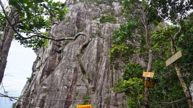 Photo of 龙角山 最长攀岩表面峭壁