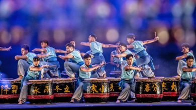 Photo of 二十四节令鼓 马来西亚华人的骄傲