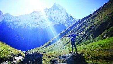 Photo of 无与伦比的安纳布尔纳峰