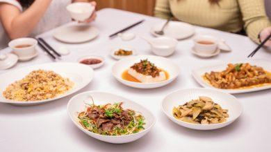 Photo of 美术馆里品盛宴 清淡菜色美味上桌