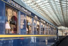 "Photo of 在很久很久以前,有台列车叫""东方快车"""