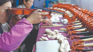 Photo of 黄桥 | 东方小提琴之乡