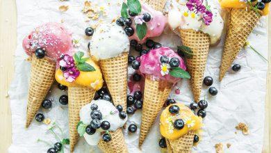 Photo of 冰淇淋,品尝幸福滋味