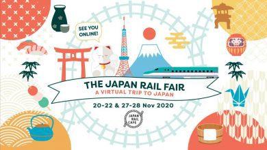 Photo of 日本铁道展——虚拟日本之旅