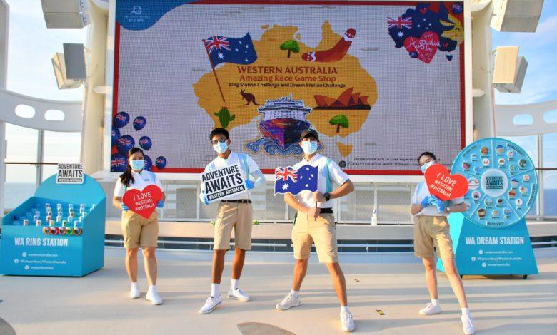 Photo of 西澳冒险之旅在世界梦号上等你
