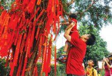 Photo of 到古来做客 参观普陀村认识信仰的起源