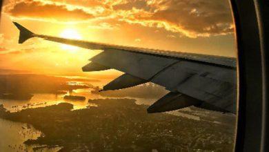 """Photo of 澳航5月26日带着乘客""""私奔看月球"""""""
