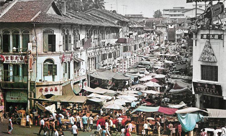 Photo of 新加坡的三品年味