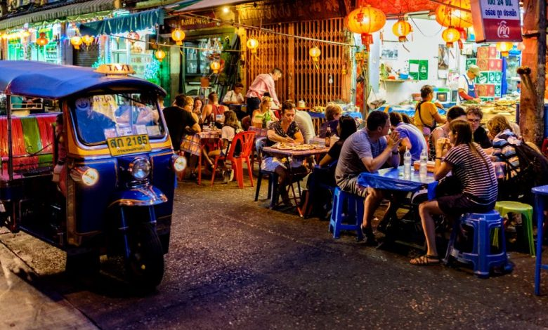 Photo of 《畅游行》2021年1月号 ISSUE 95《舌尖上的曼谷》
